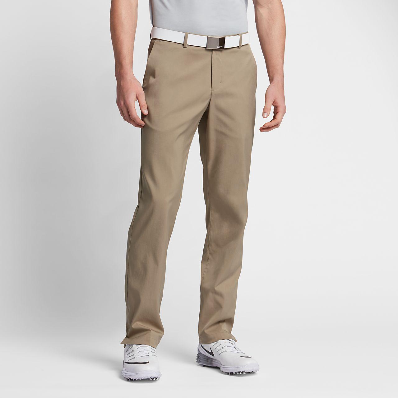 Nike Flat Front Men's Golf Pants. Nike.com