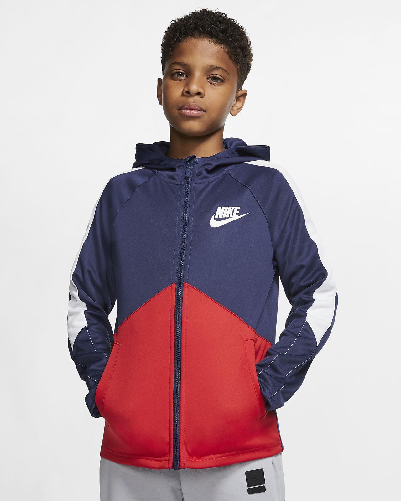 Τζάκετ Nike Sportswear για μεγάλα παιδιά