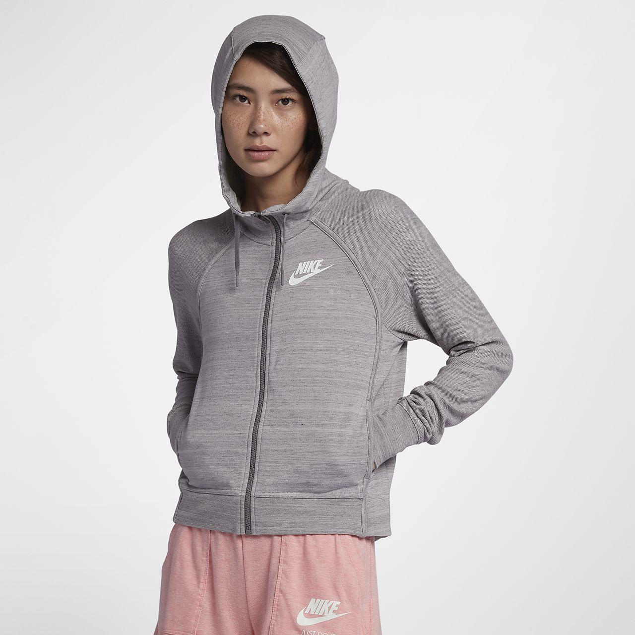 38c1bb87a7e69 Nike Sportswear Advance 15 Women s Knit Jacket. Nike.com EG