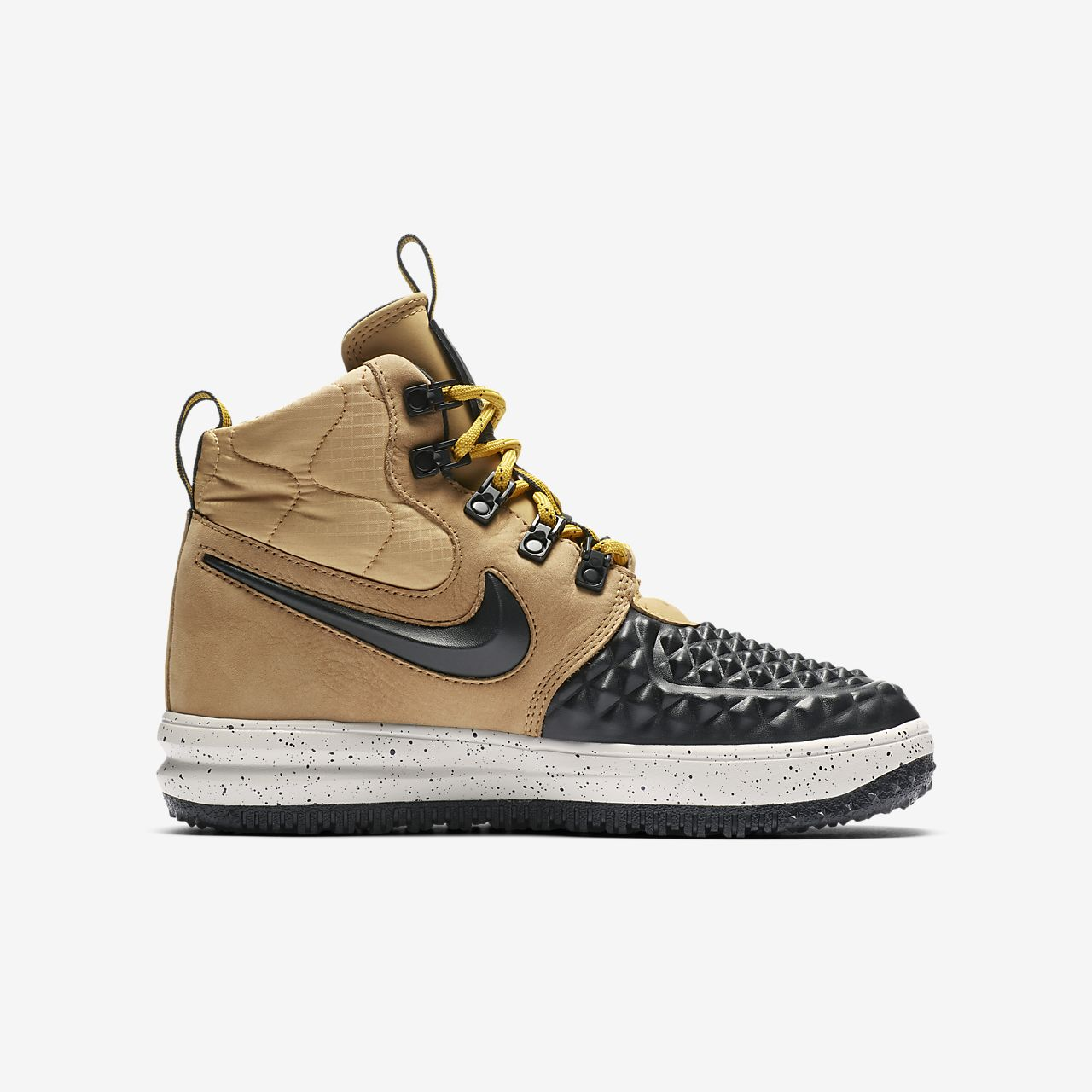 Nike Lunar Force 1 Duckboot  17 Older Kids  Boot. Nike.com SA 9468a0518