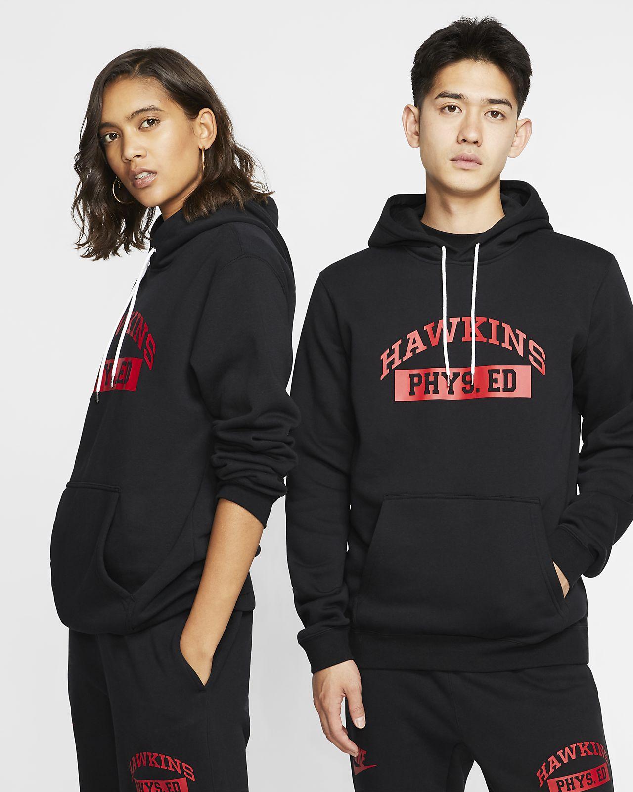 Nike x Stranger Things Men's Club Hoodie