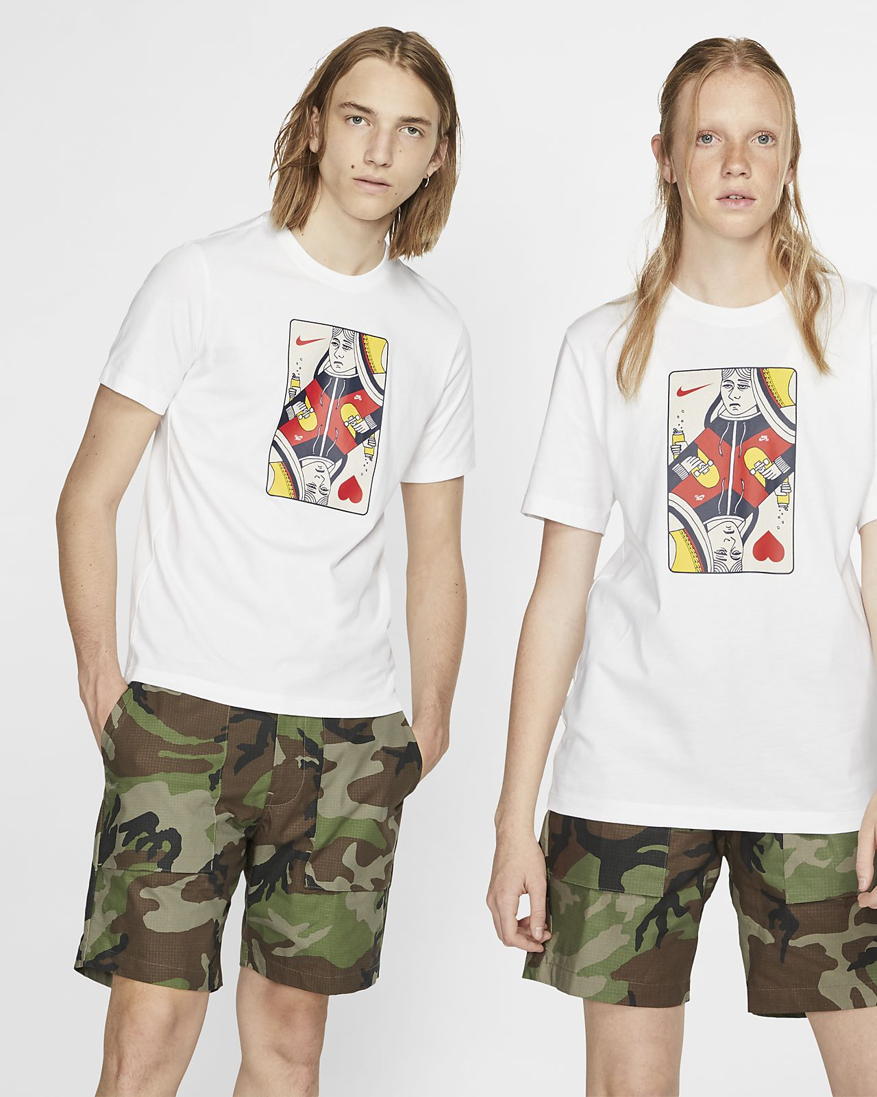 Nike SB Skateboard-T-Shirt