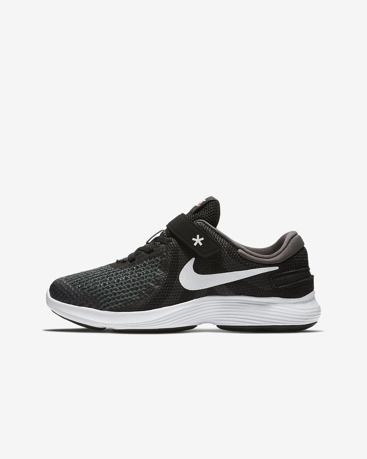 Nike Revolution 4 FlyEase-løbesko til store børn