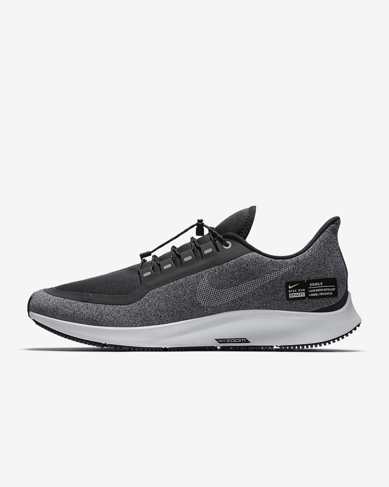 9a7101cbc812 Мужские беговые кроссовки Nike Air Zoom Pegasus 35 Shield Water-Repellent