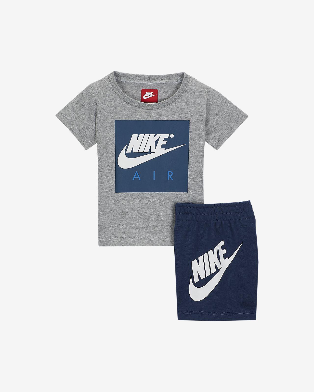 Σετ 2 τεμαχίων Nike Air για βρέφη (12-24M)