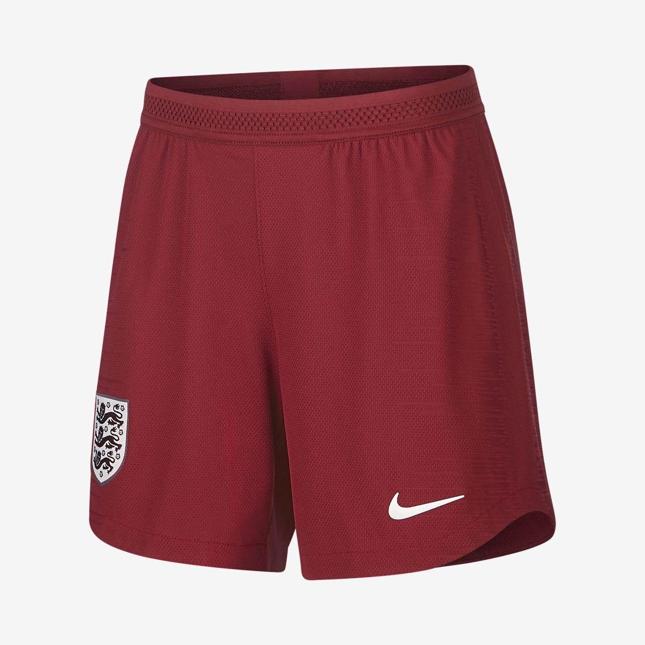 Shorts de fútbol para mujer England 2019 Vapor Match Away