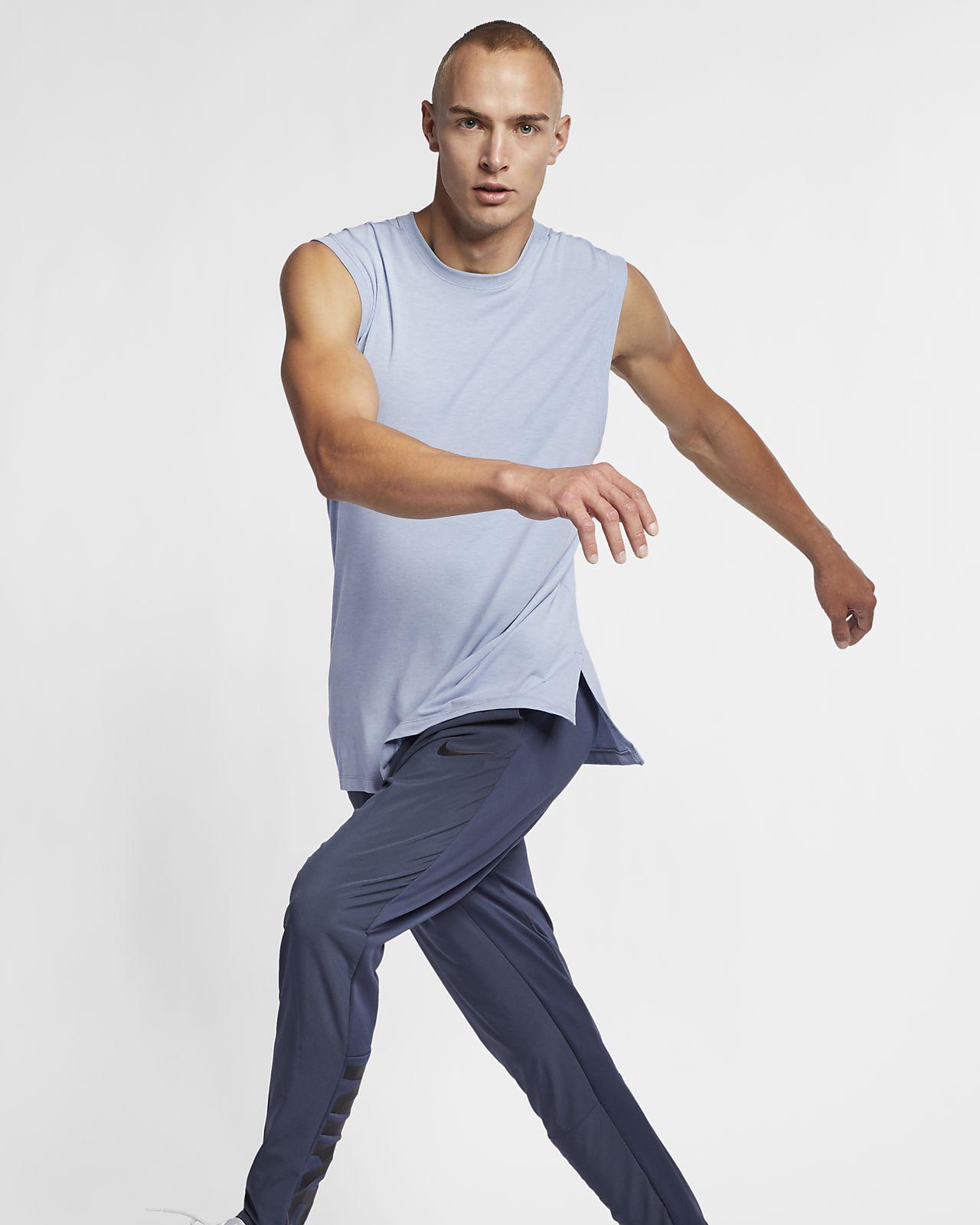 Nike Dri-FIT Samarreta de tirants d'entrenament de ioga - Home