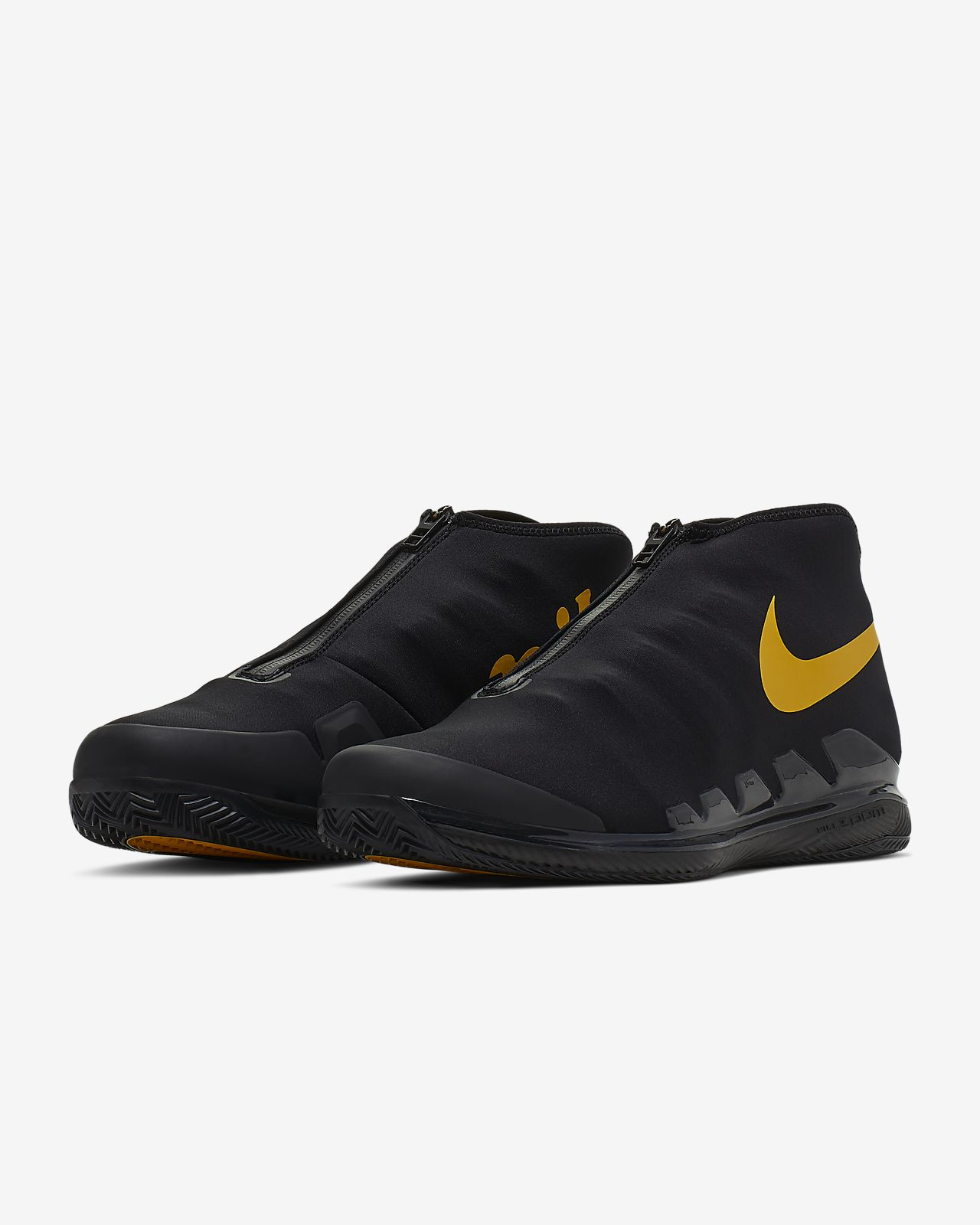 823782c6c378 NikeCourt Air Zoom Vapor X Glove Men's Clay Tennis Shoe. Nike.com