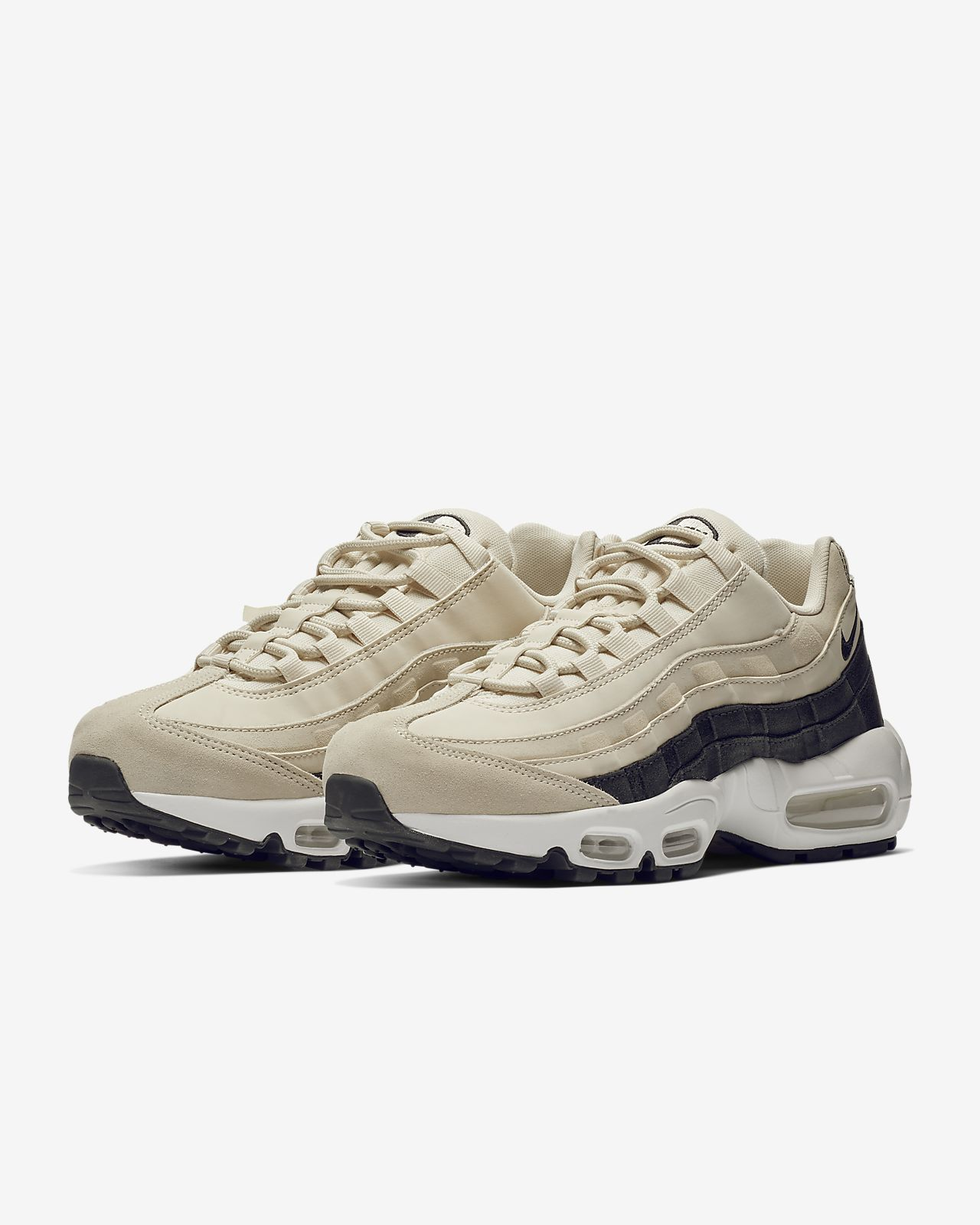 huge discount cae8e 7144a ... Nike Air Max 95 Premium Women s Shoe
