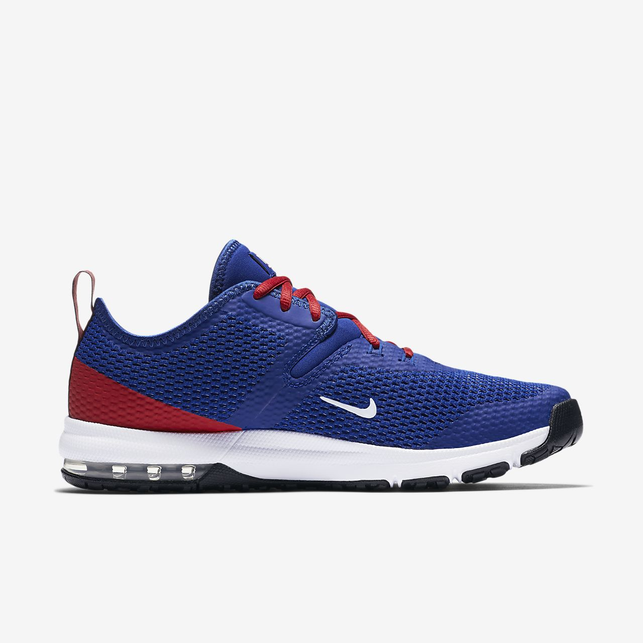 Nike Air Max Typha 2 (NFL NY Giants) Men s Gym Gameday Shoe. Nike.com 6eb912764