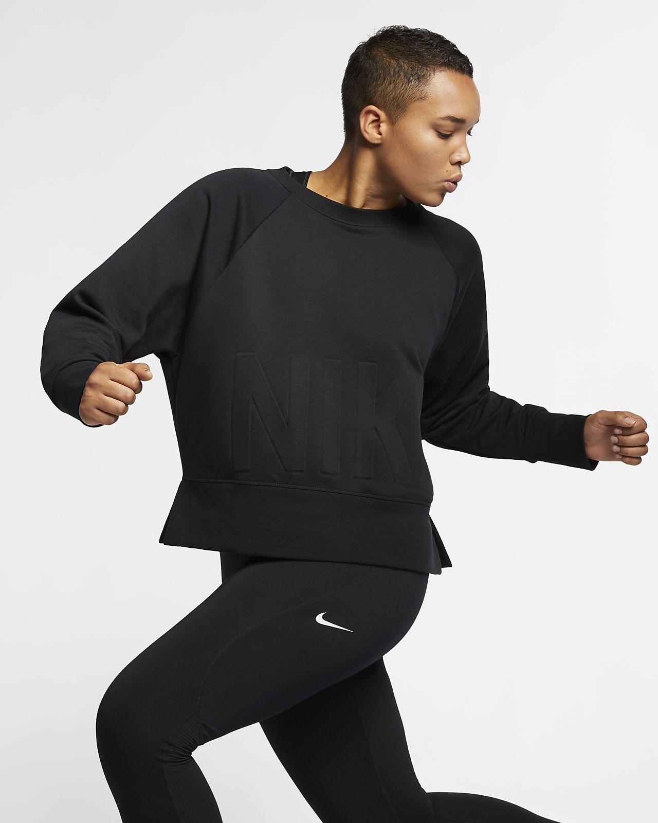 talla Sudadera Entrenamiento Grande De Nike Para Mx Mujer 11zx7