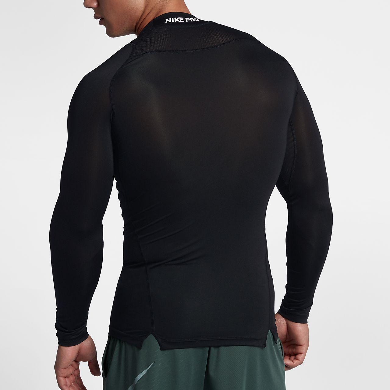 378fd235d7 Camisola de treino de manga comprida Nike Pro para homem. Nike.com PT