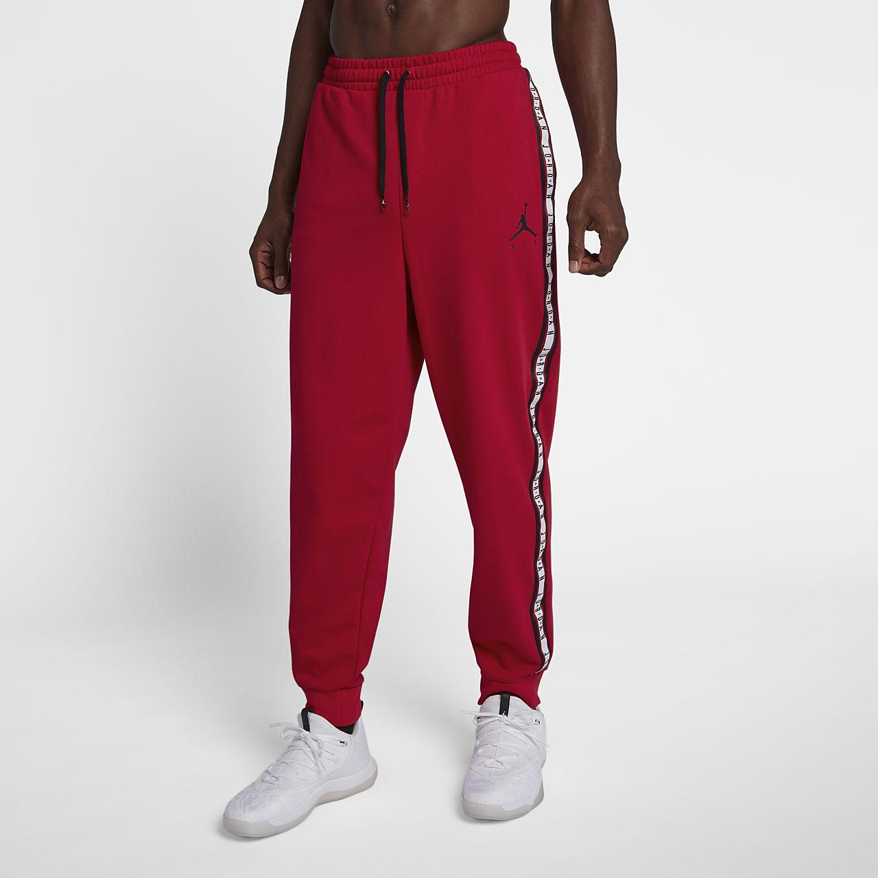 Men/'s Nike Jordan Dri-Fit Big /& Tall Jumpman Basketball Polyester Pants