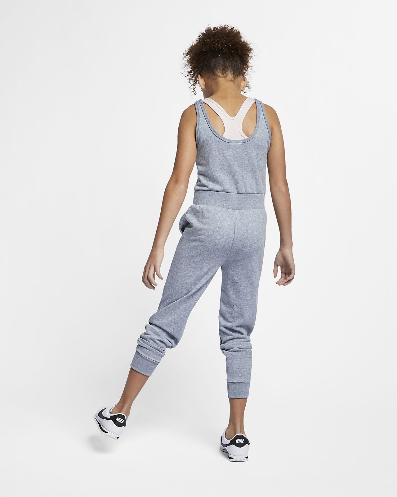 c0e92ee63 Nike Air Big Kids' (Girls') Jumpsuit. Nike.com