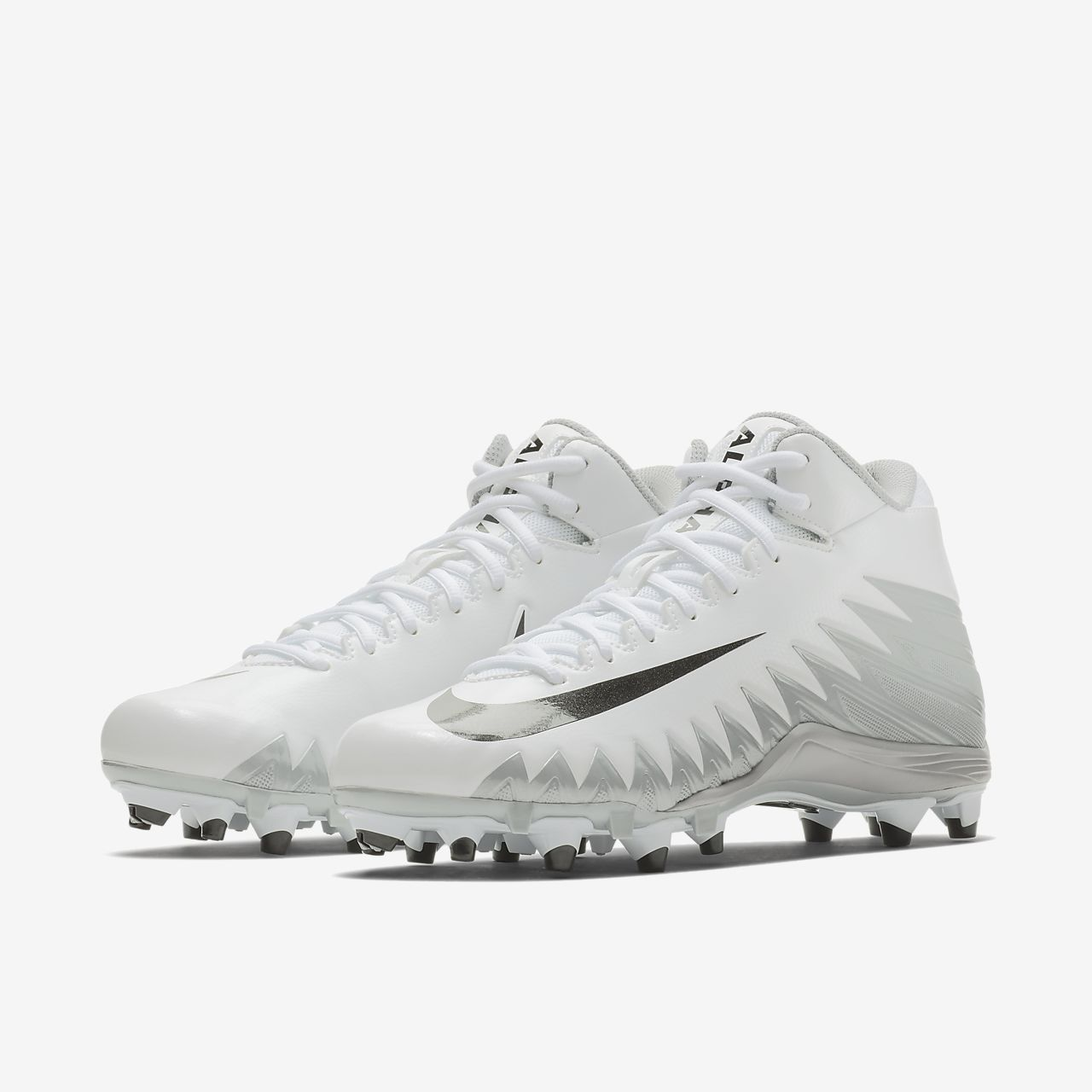 308eefab8fc Nike Alpha Menace Varsity Mid Men s Football Cleat. Nike.com
