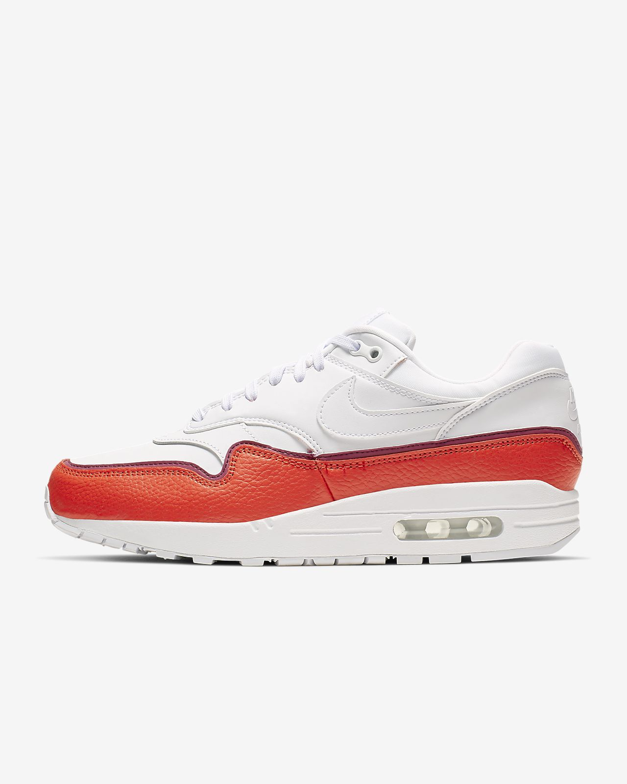 best sneakers 8ea34 3bdf8 nike air max the orange for dame