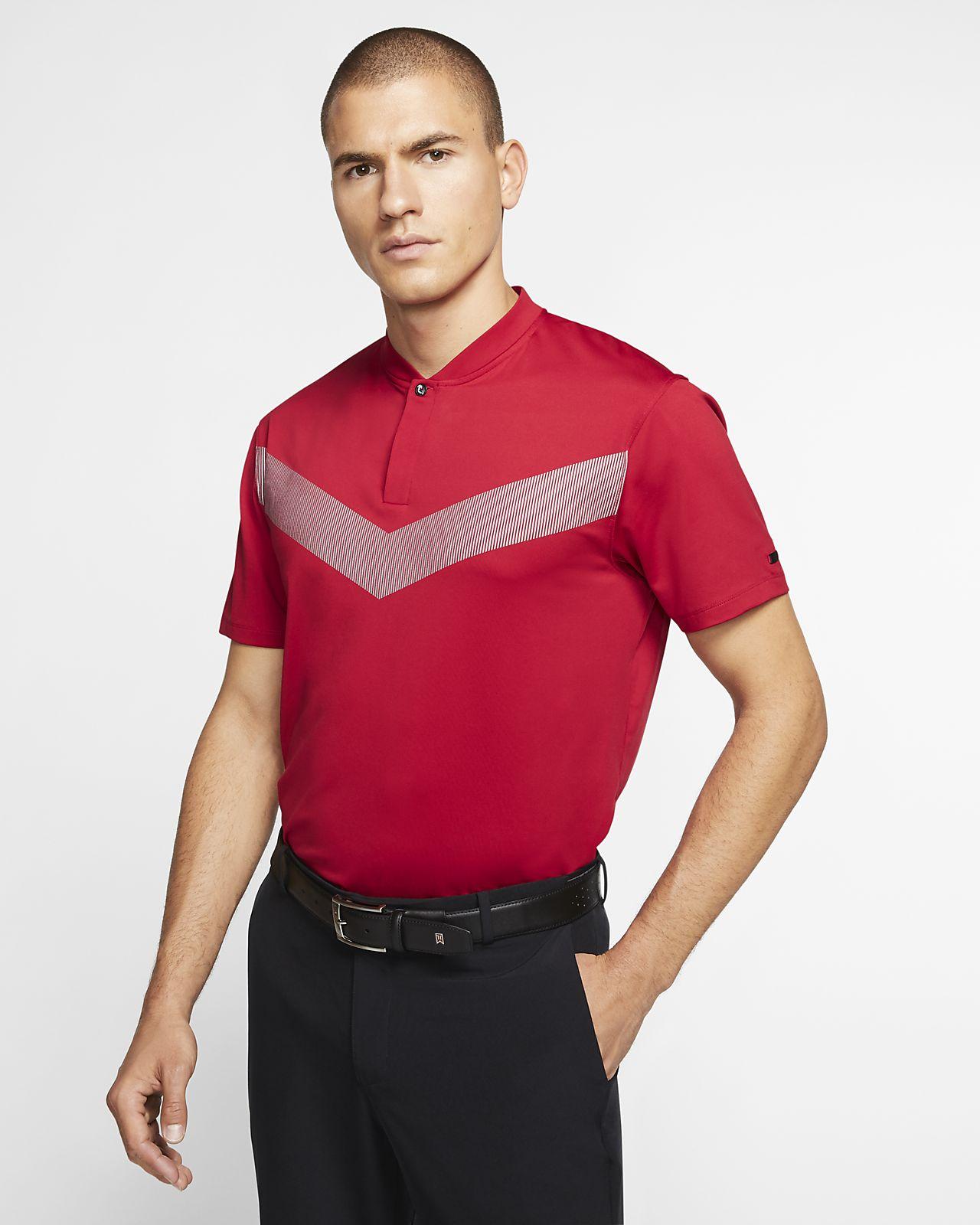 Męska koszulka polo do golfa Nike Dri-FIT Tiger Woods Vapor