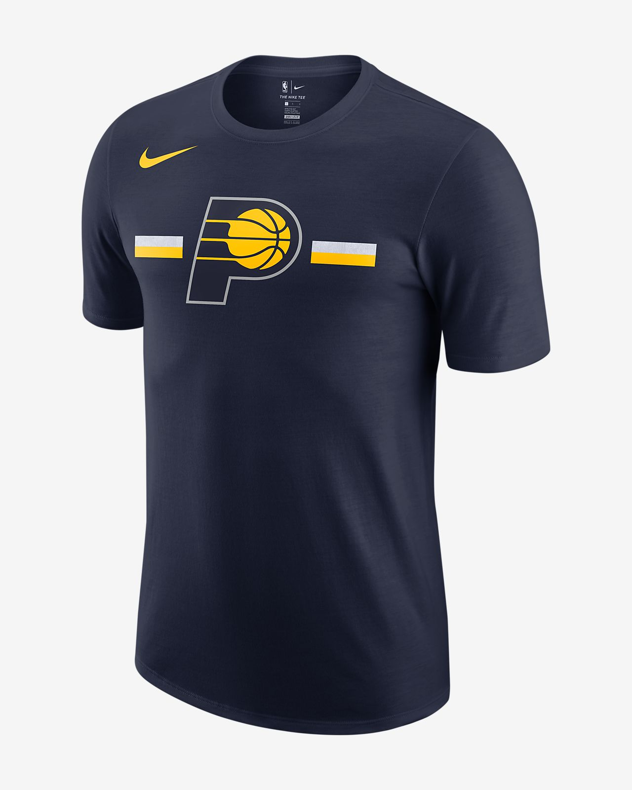 292178ab595 Indiana Pacers Nike Dri-FIT Men's NBA T-Shirt. Nike.com