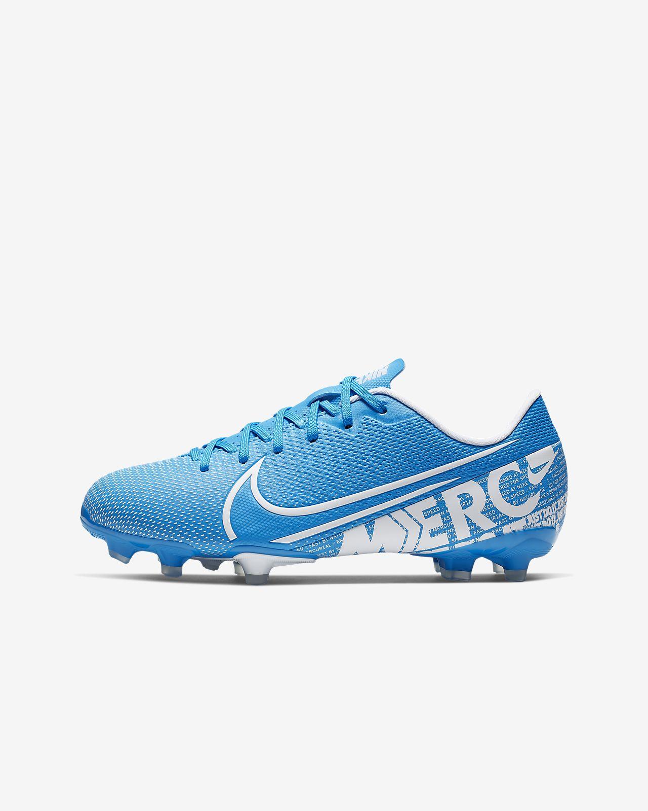 en soldes 2eed3 ecd60 Chaussure de football multi-surfaces à crampons Nike Jr. Mercurial Vapor 13  Academy MG pour Enfant