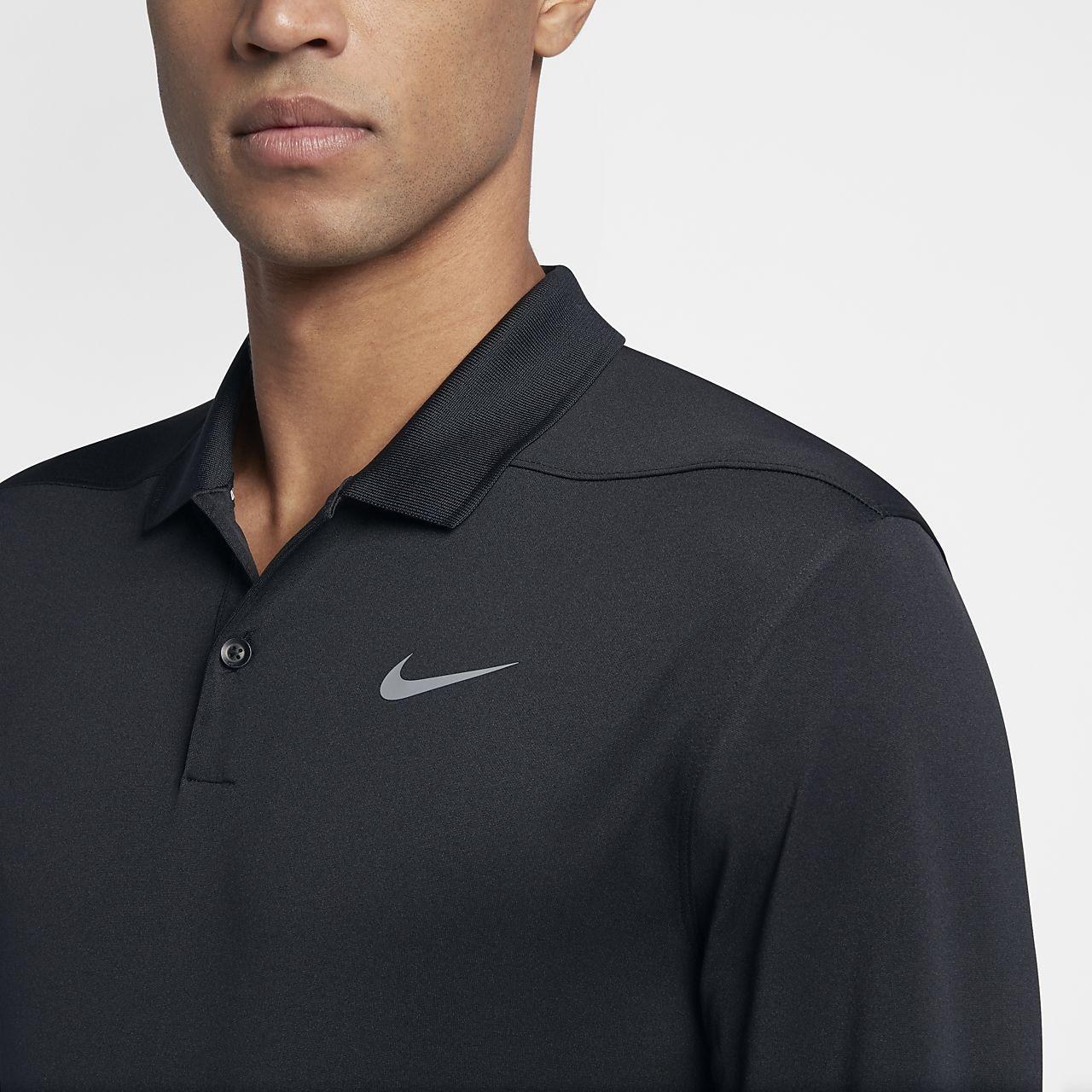 Nike Long Sleeve Dri Fit Golf Shirts Joe Maloy