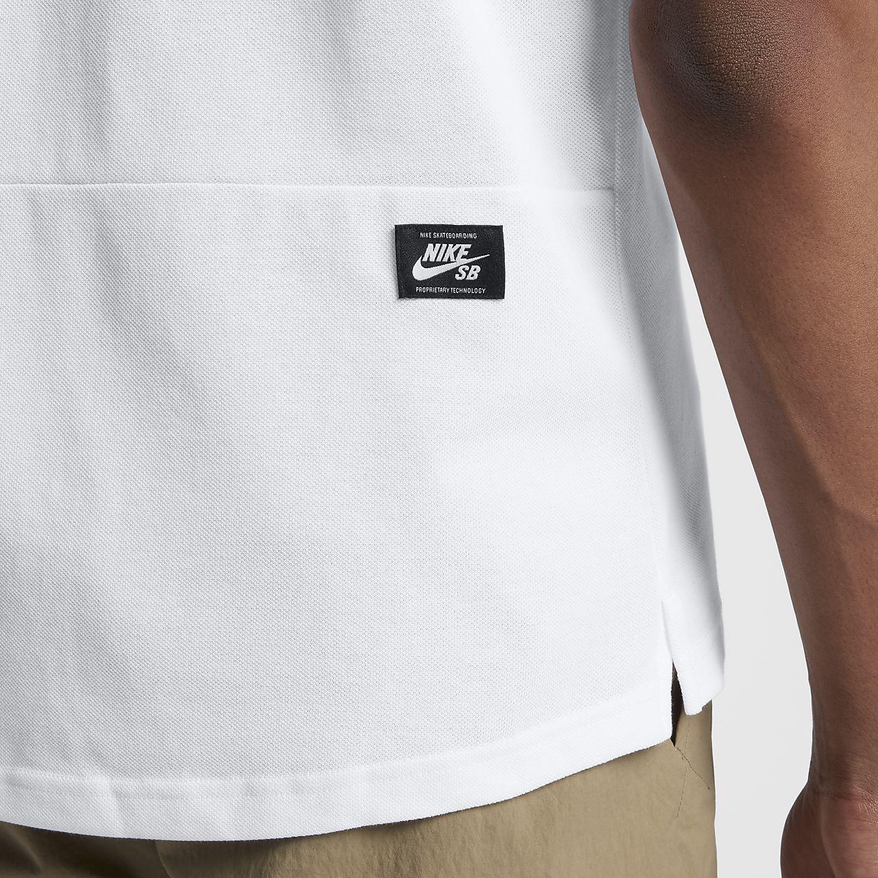 20b8ef2f36316a Nike SB Dri-FIT Pique Men s Polo. Nike.com NZ