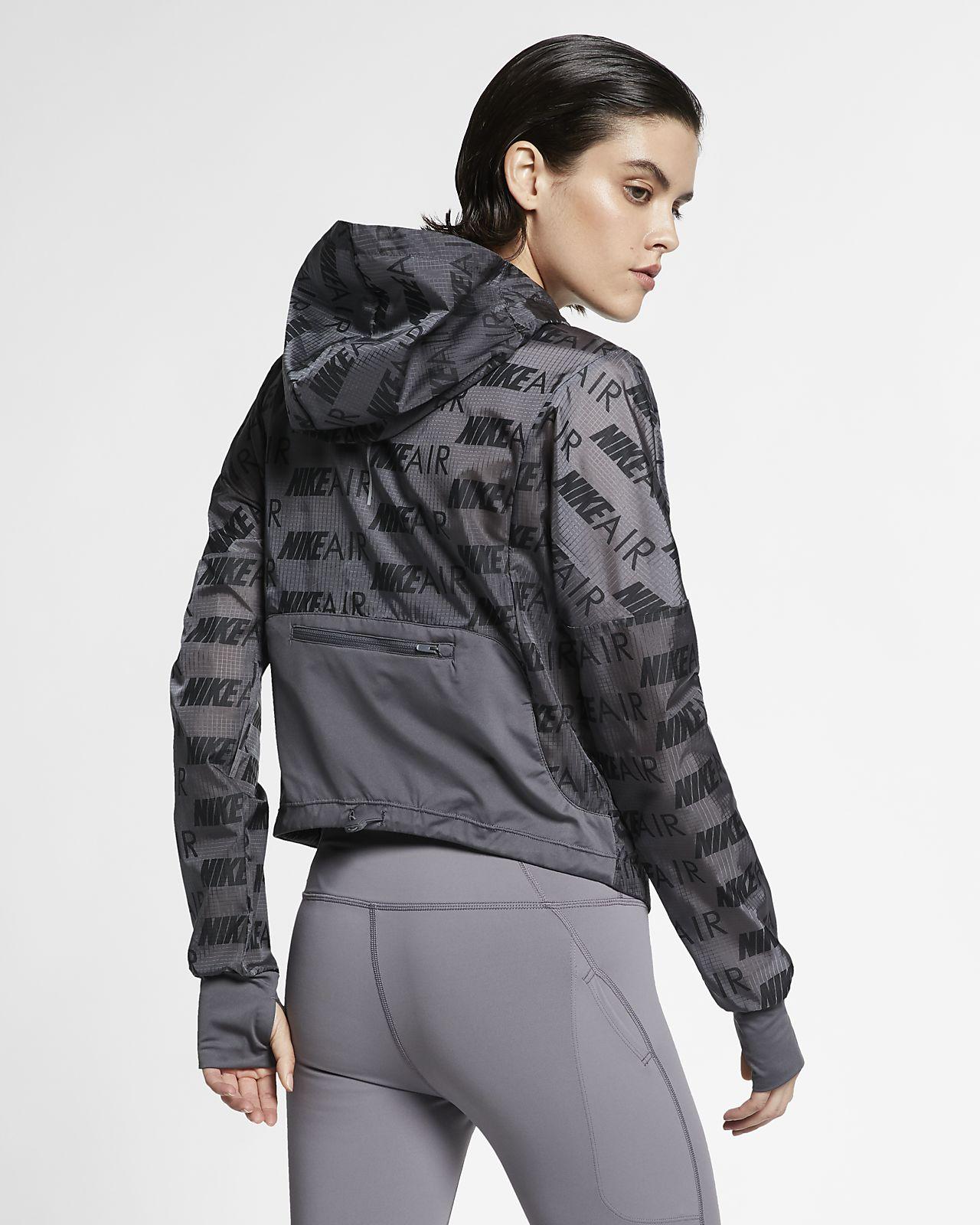 8cb4b8ab Nike Air Women's Hooded Running Jacket. Nike.com DK