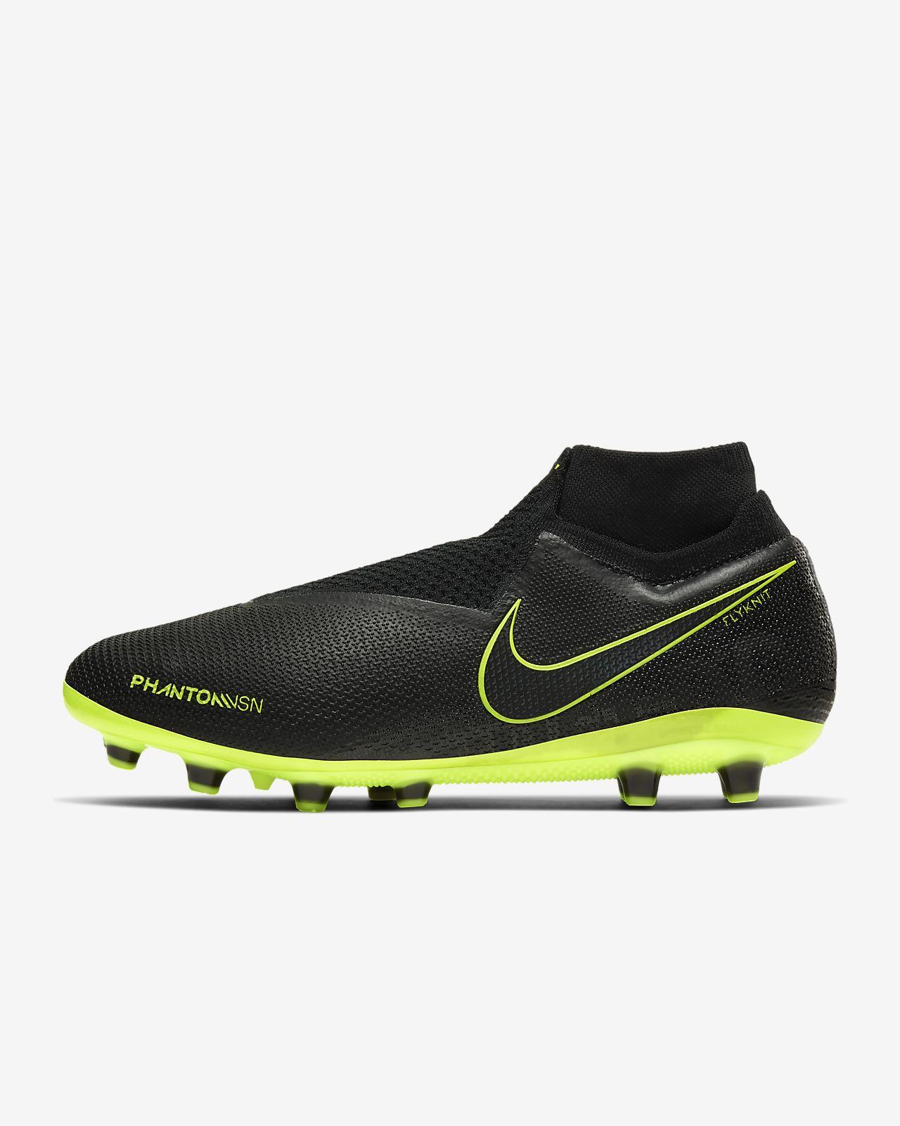 Chuteiras de futebol para relva artificial Nike Phantom Vision Elite Dynamic Fit