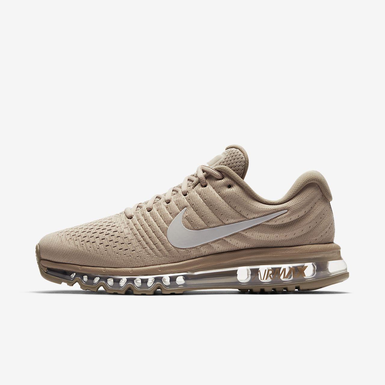 the nike air max 2017 men's running shoe