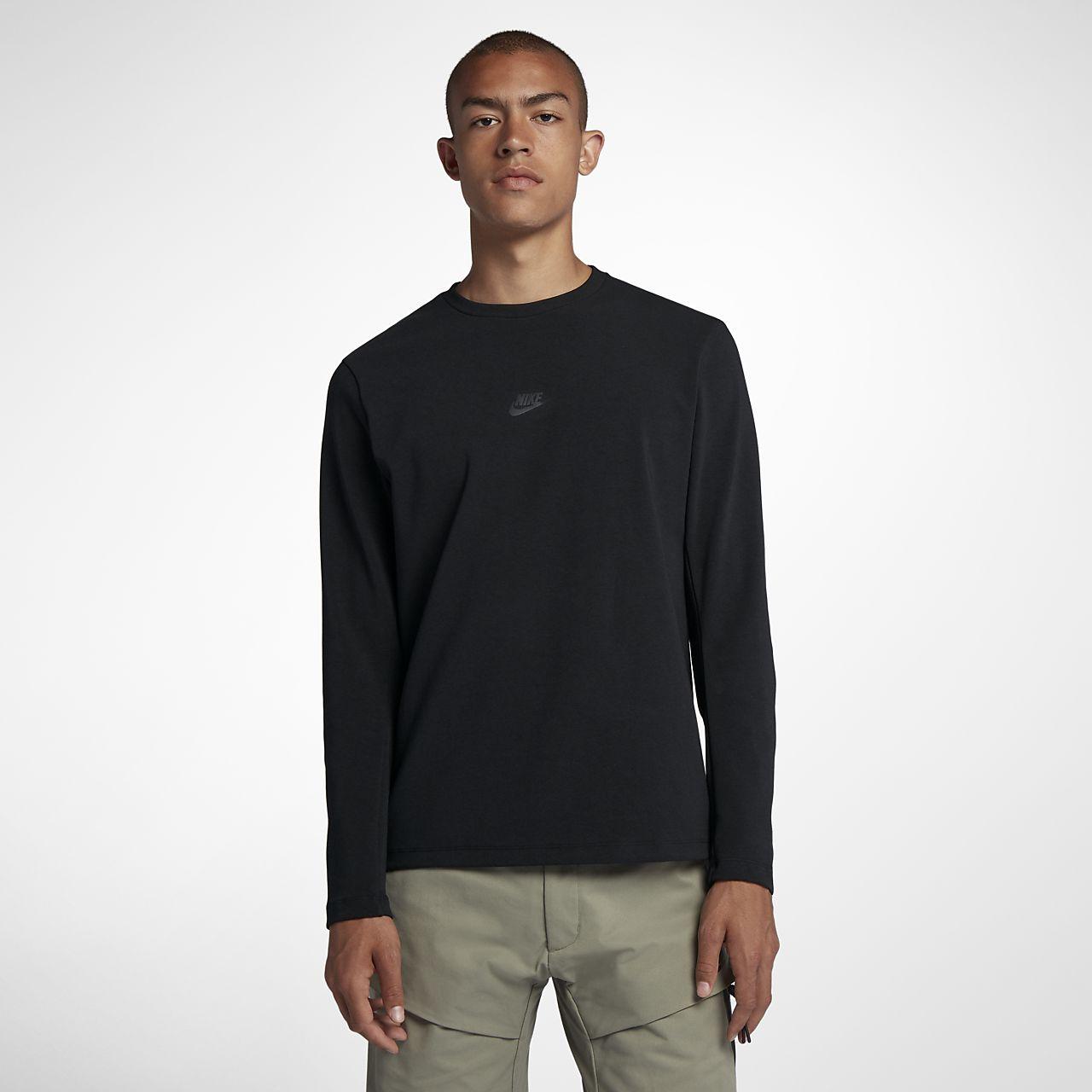 Nike Sportswear Tech Pack 男款長袖貼身圓領上衣