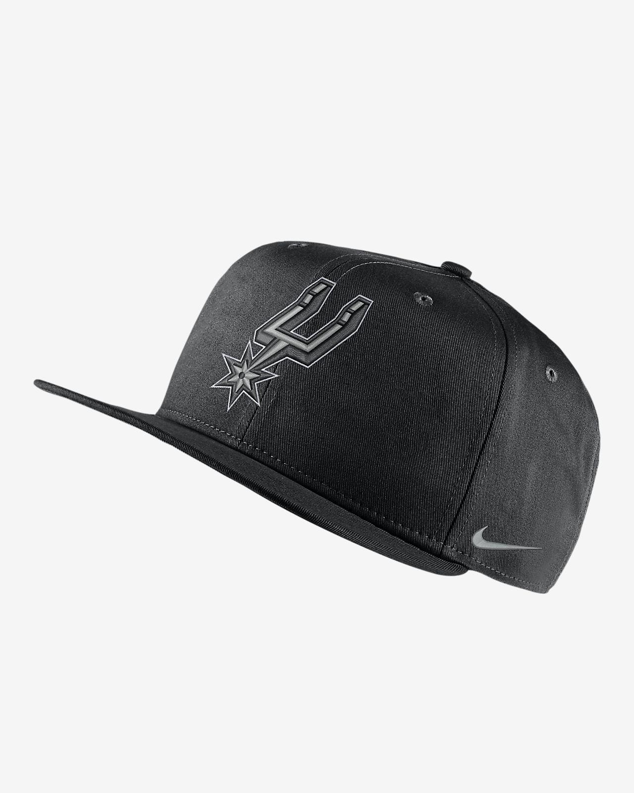 Czapka NBA San Antonio Spurs Nike Pro