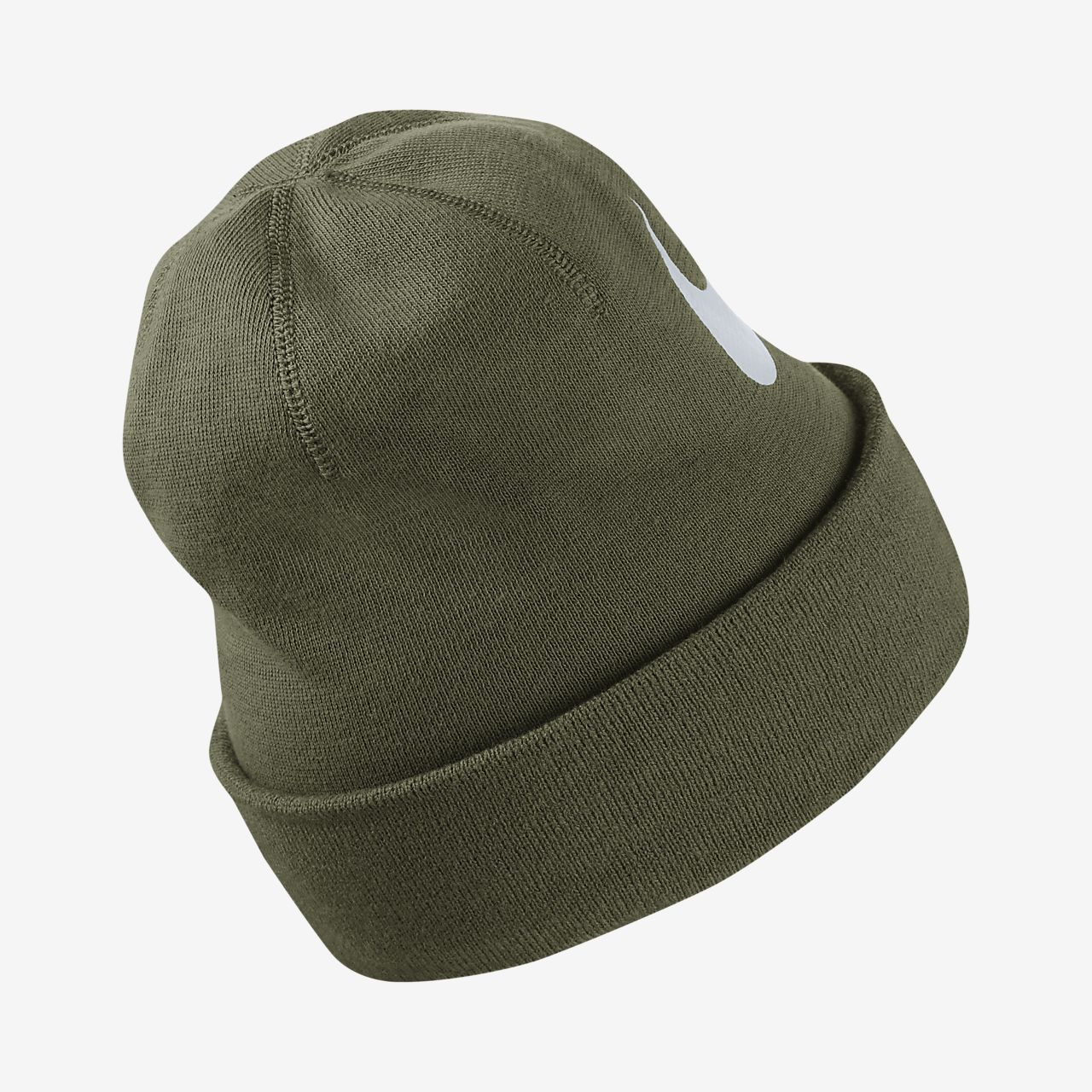 2ad574bf23b Nike Swoosh Cuffed Training Knit Hat. Nike.com HU