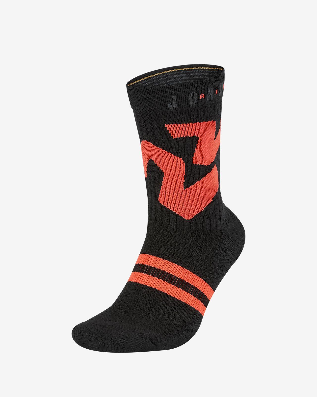 4f3256788014 Jordan Legacy AJ 6 Infrared Crew Socks. Nike.com