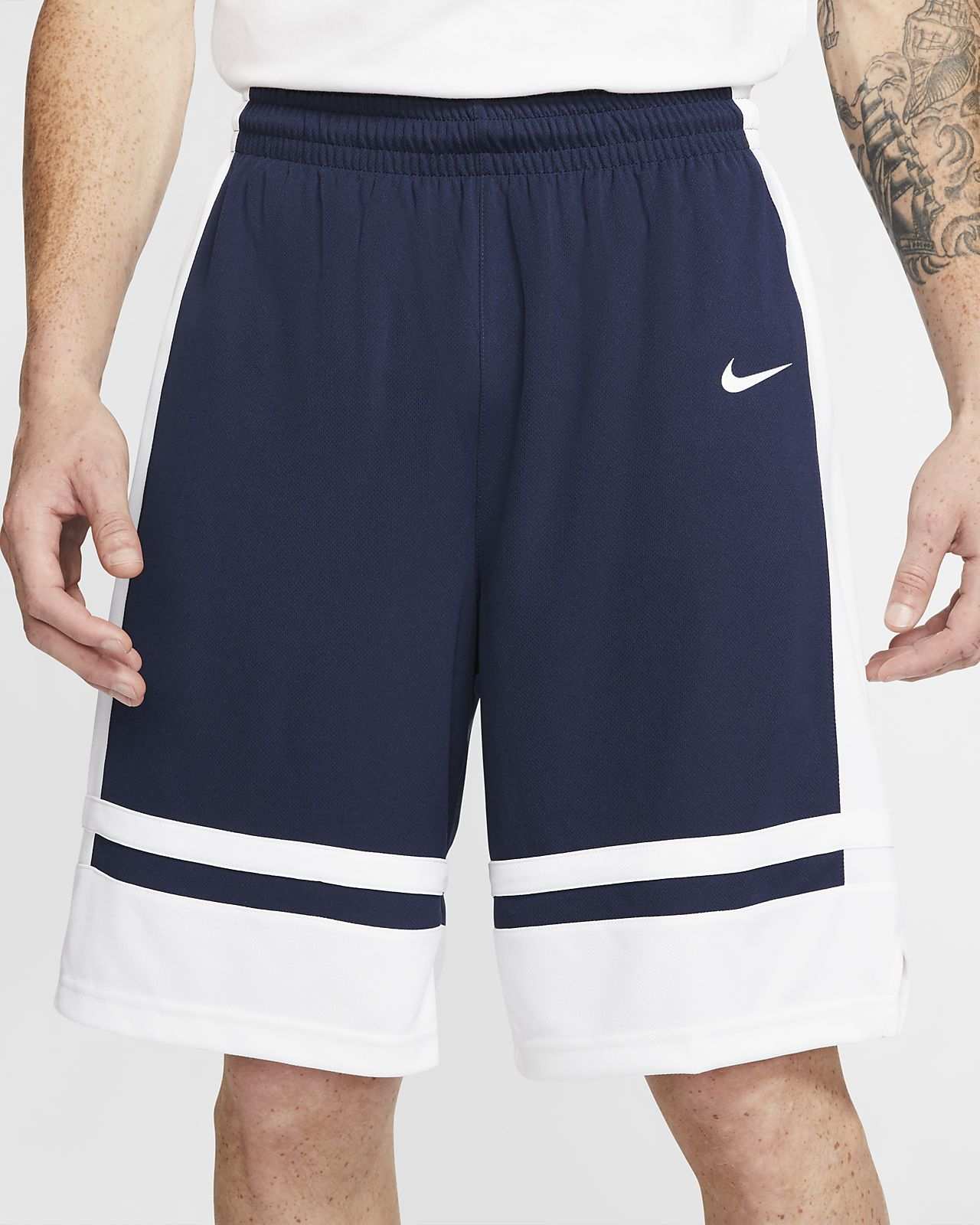 Nike Elite Men's Basketball Shorts (Stock)