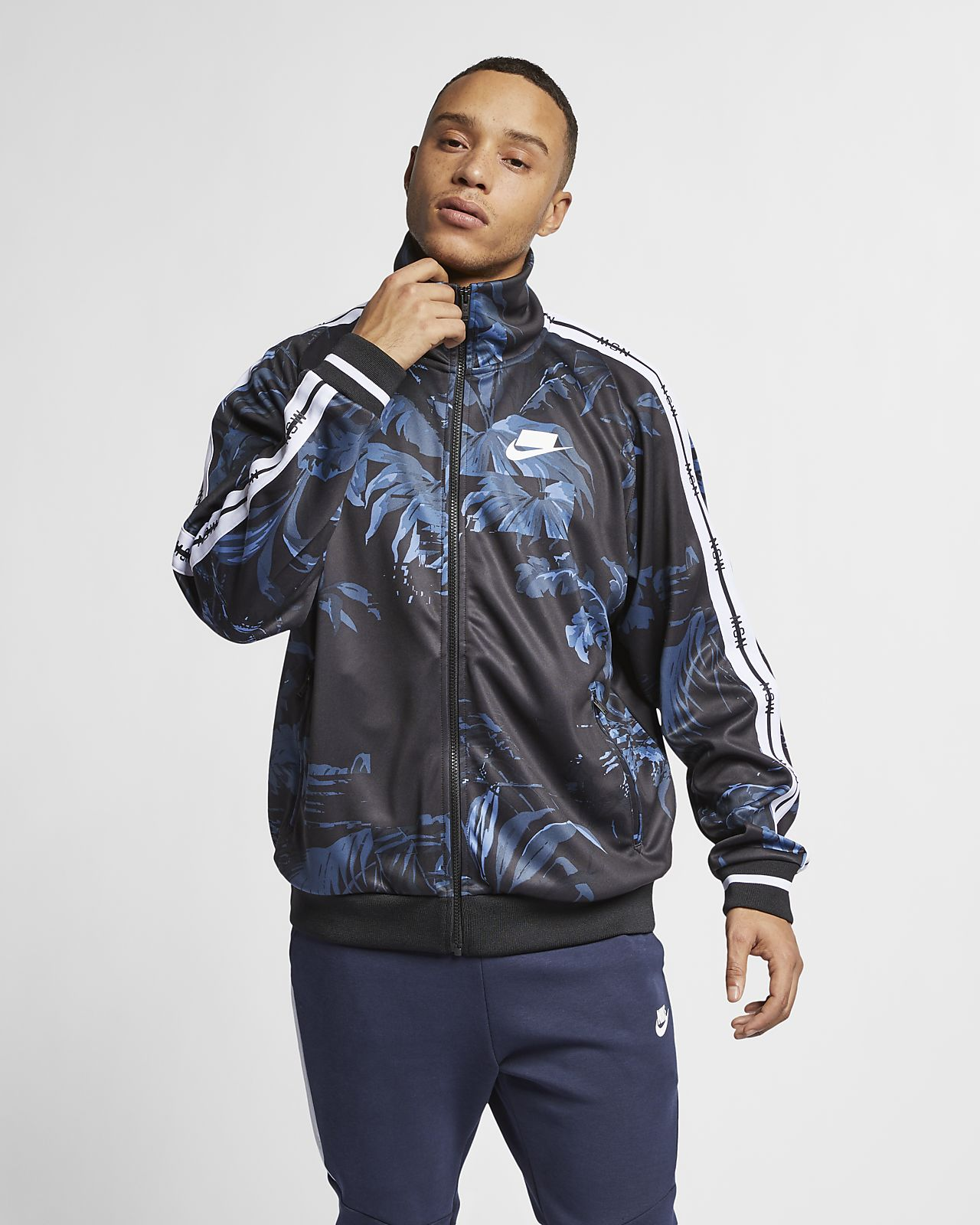 Nike Sportswear NSW Men's Printed Track Jacket