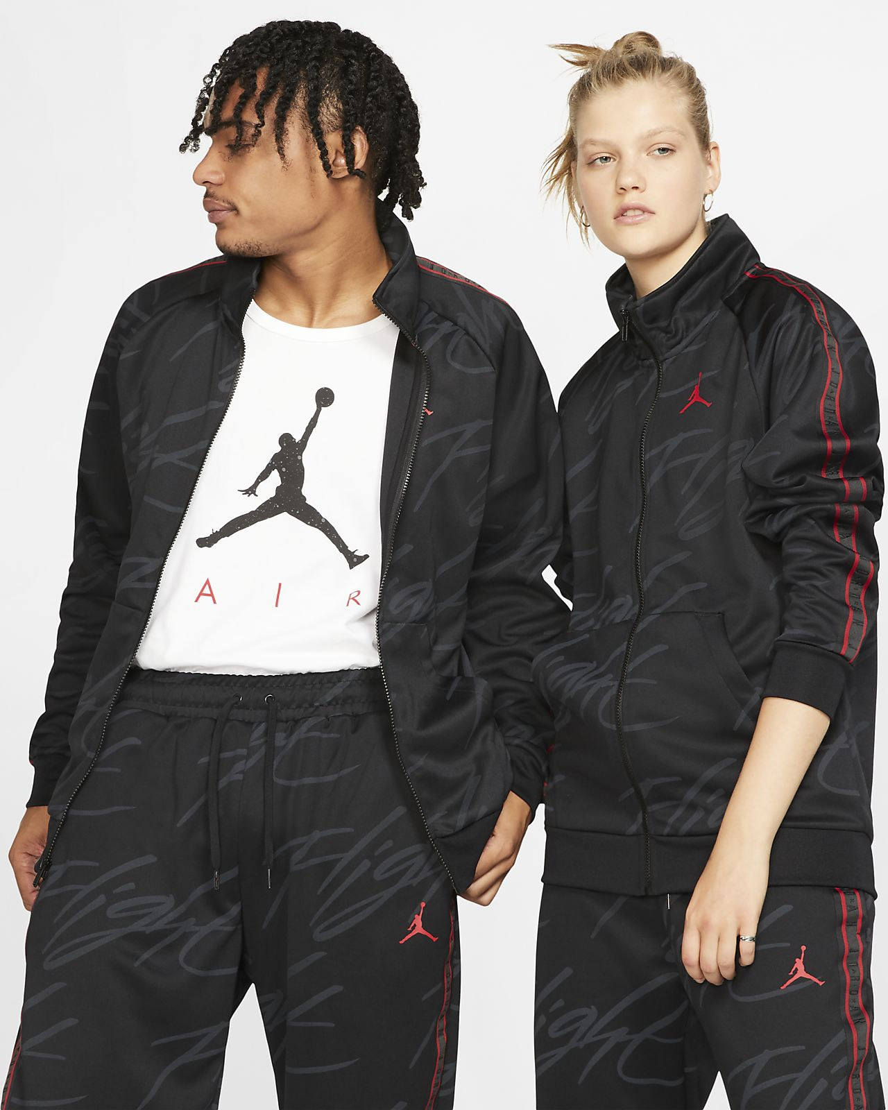 Jordan Jumpman Tricot Graphic Jacket