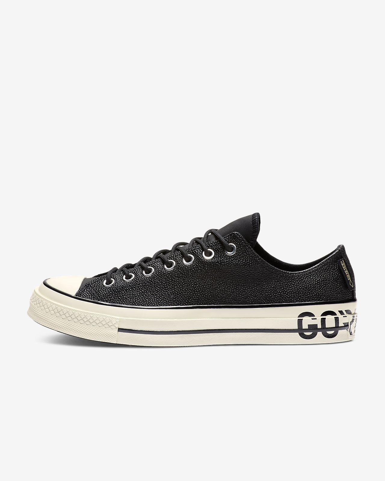 Chuck 70 GORE-TEX Leather Low Top Unisex Shoe