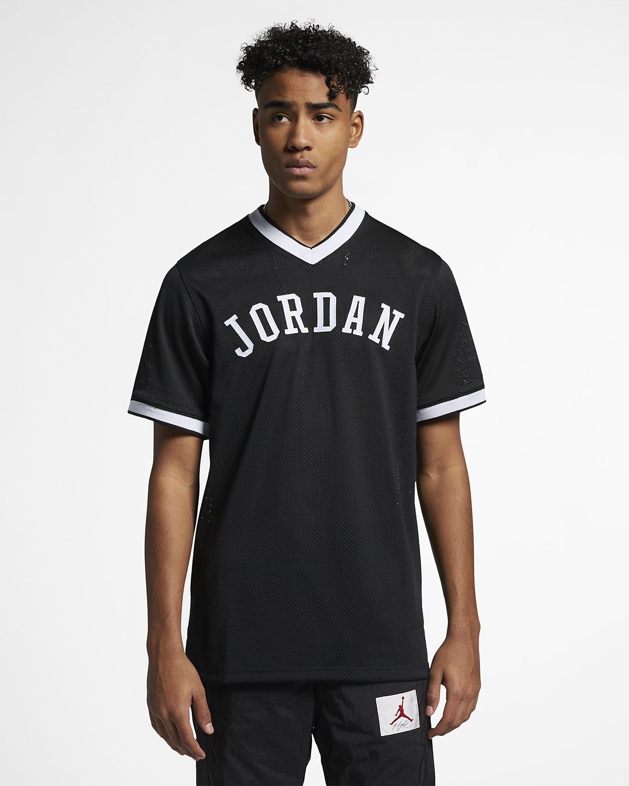 Maillot Jordan Jumpman Air Mesh pour Homme