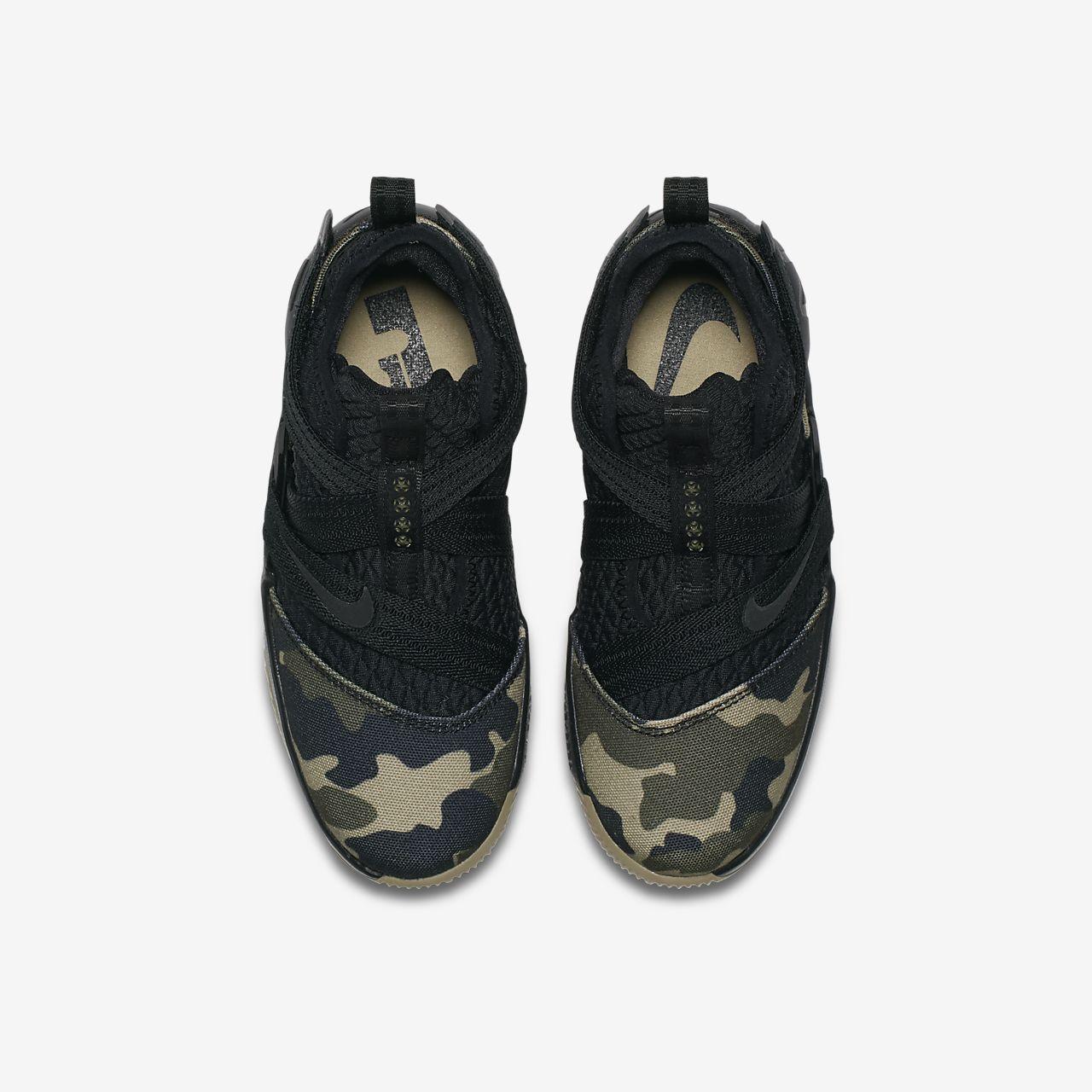 ... LeBron Soldier XII Little Kids Shoe