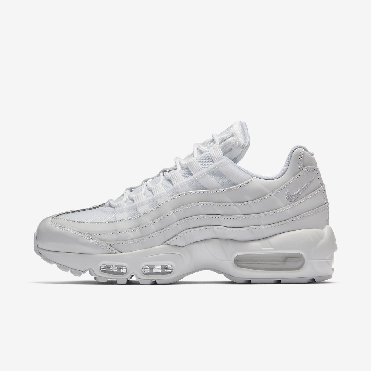 nike air max 95 zwart en wit