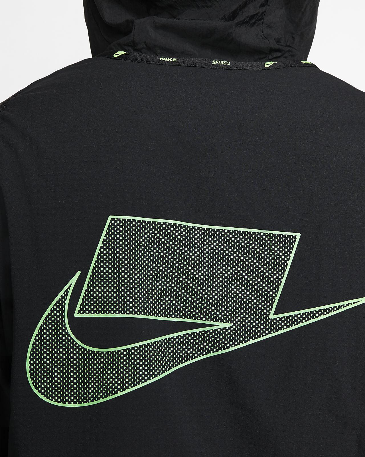 Palestra Nike Giacca Sportiva Nero Uomo BV3303 010 Acquista su Sp