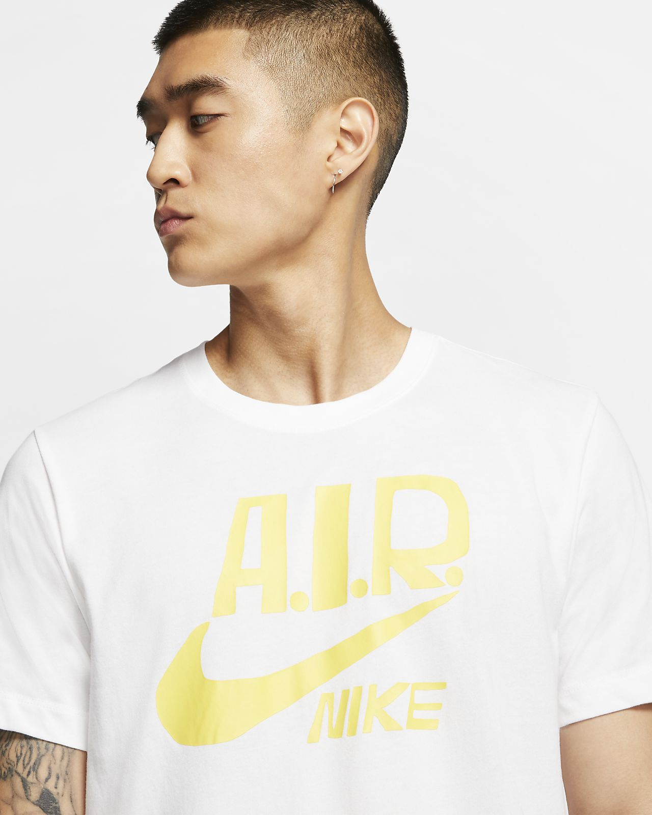 Nike Dri FIT A.I.R. Cody Hudson løbe T shirt til mænd