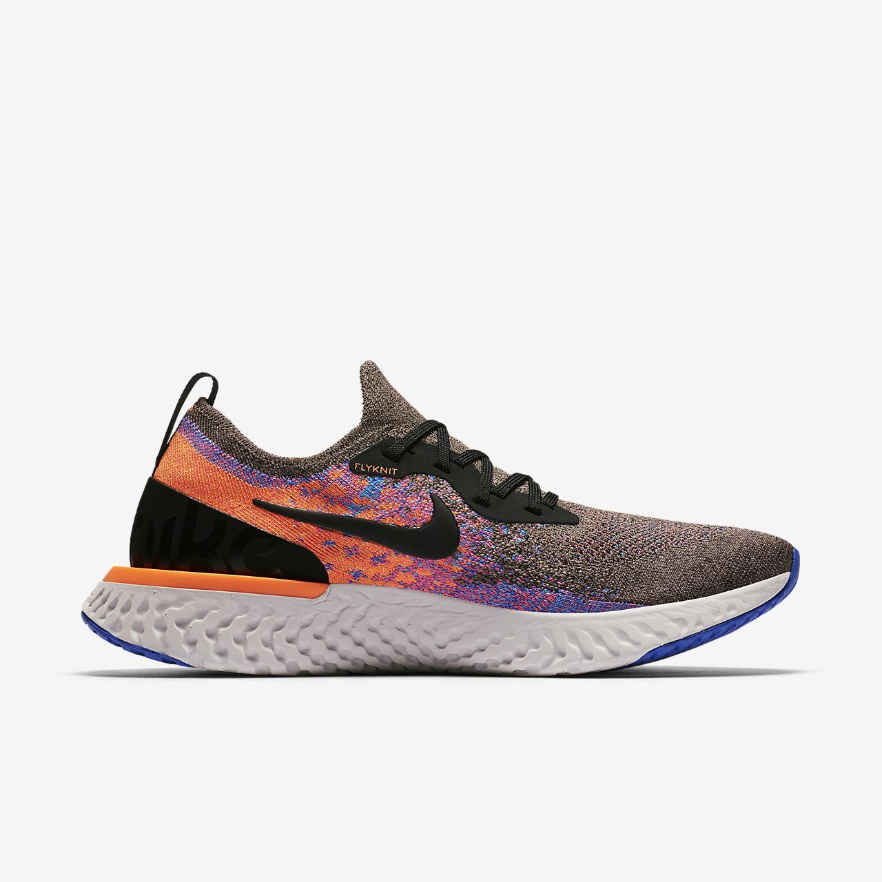 Calzado de running para hombre Nike Epic React Flyknit
