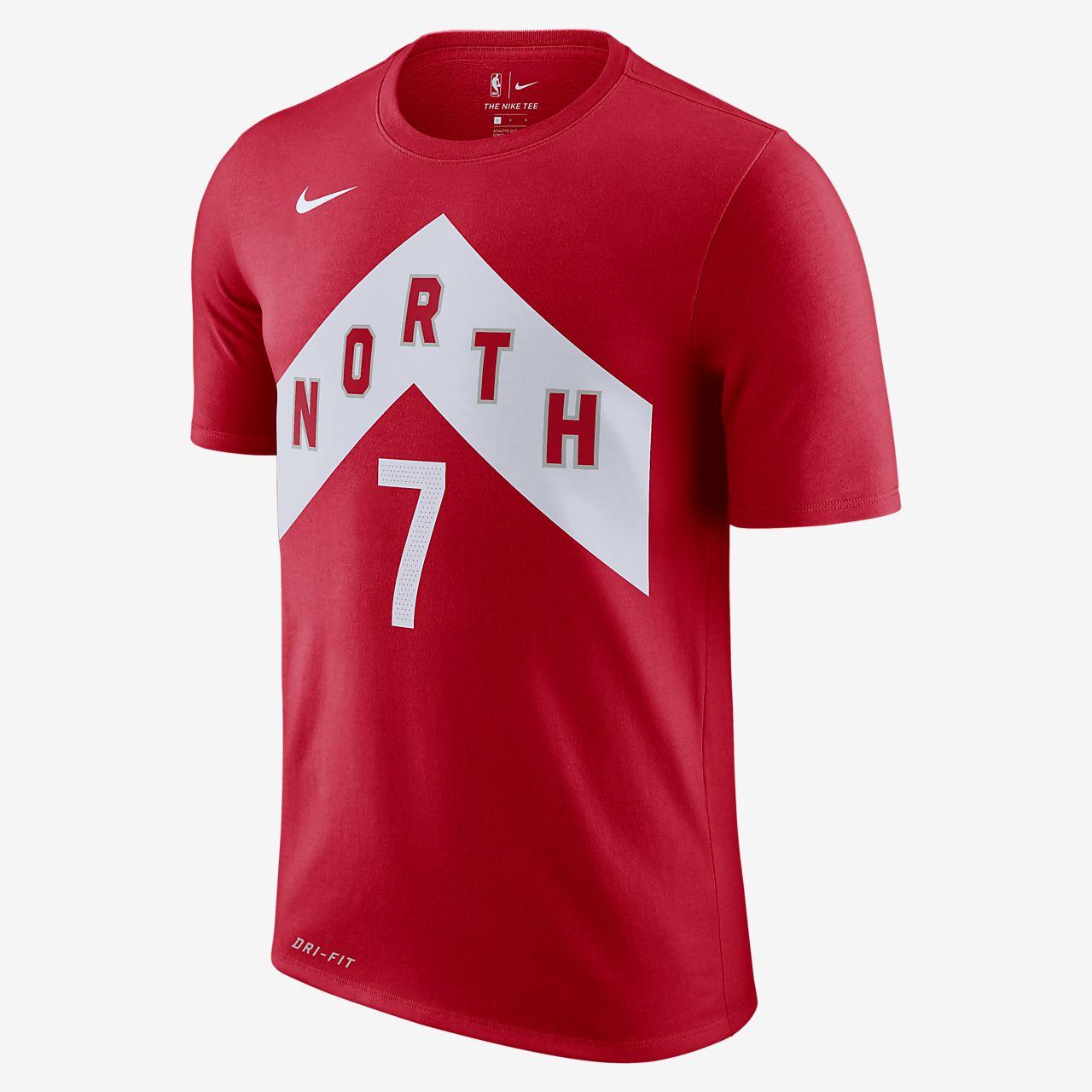 574ccb04a95 Kyle Lowry Toronto Raptors City Edition Nike Dri-FIT Men s NBA T ...