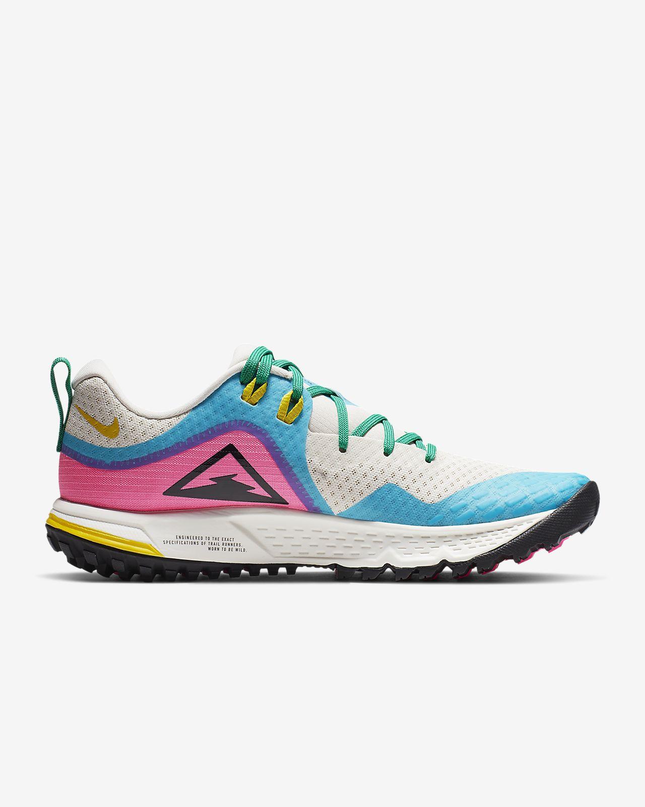 sports shoes aa34b 0b64f ... Chaussure de running Nike Air Zoom Wildhorse 5 pour Femme