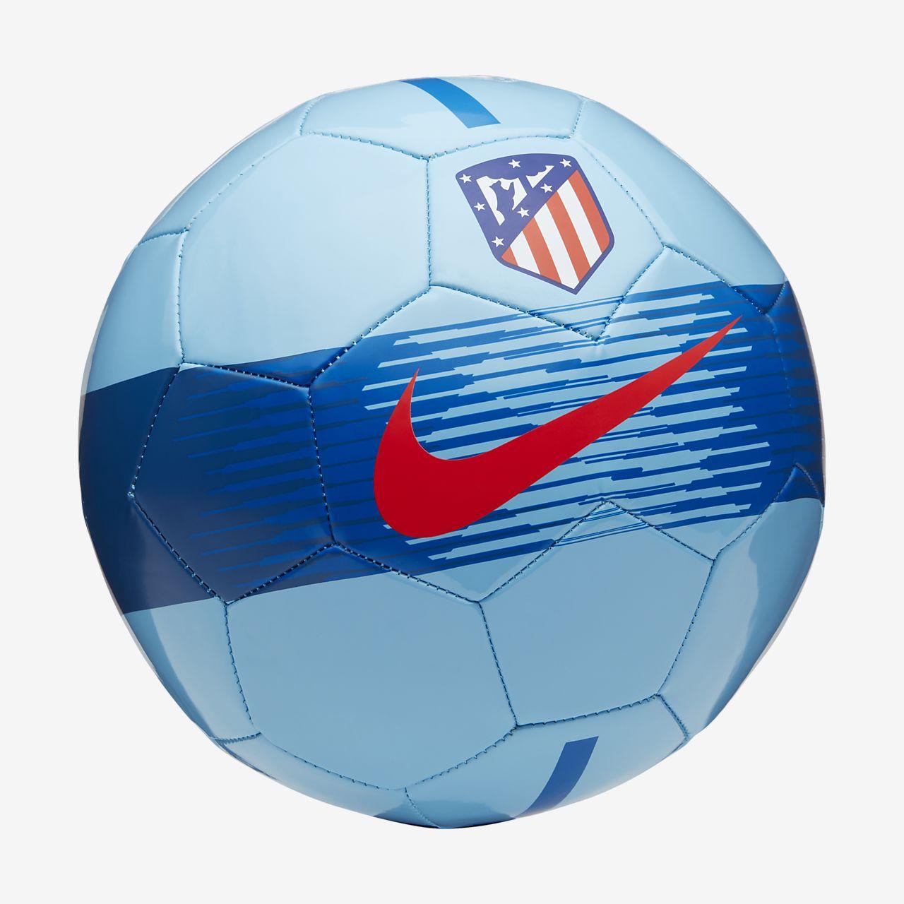 Atlético de Madrid Supporters Balón de fútbol. Nike.com ES 917ccd71849eb