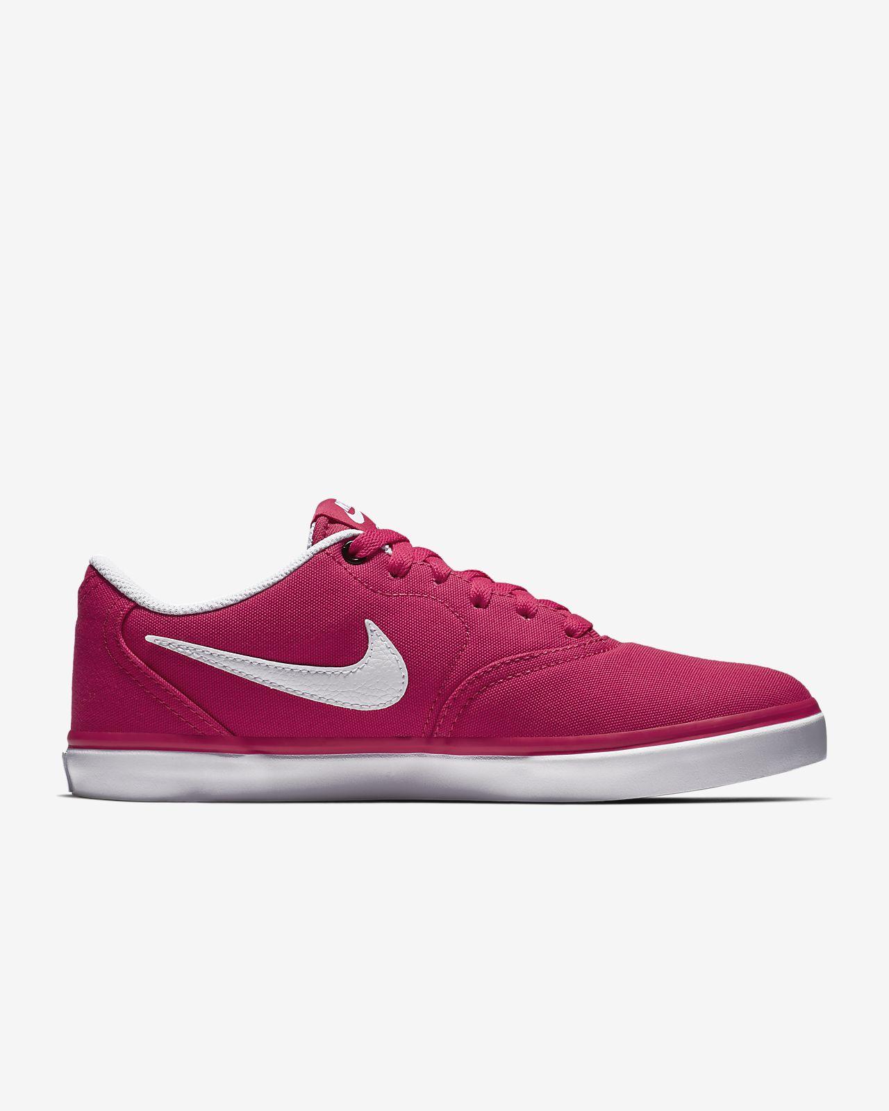 5dc6fa08594 Nike SB Check Solarsoft Canvas Women s Skateboarding Shoe. Nike.com AU