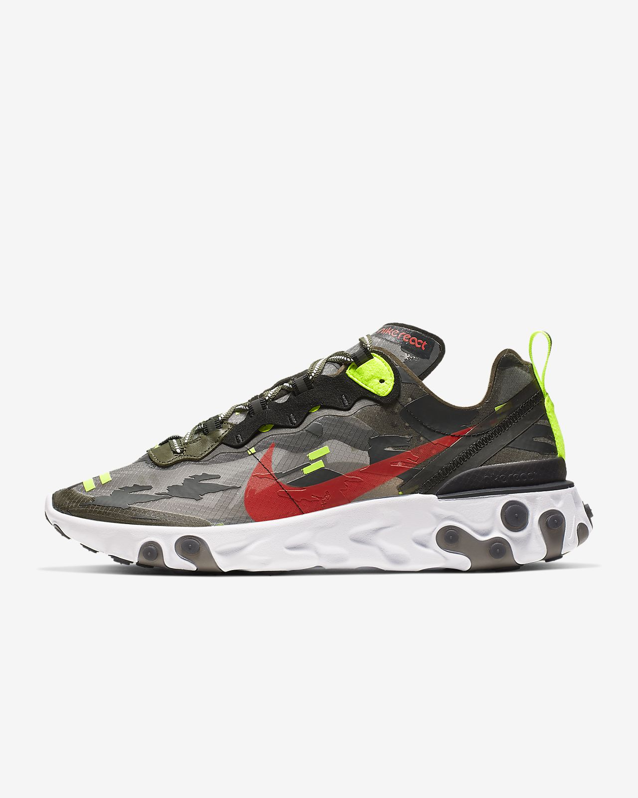 fae2900bc4454 Nike React Element 87 Men's Shoe