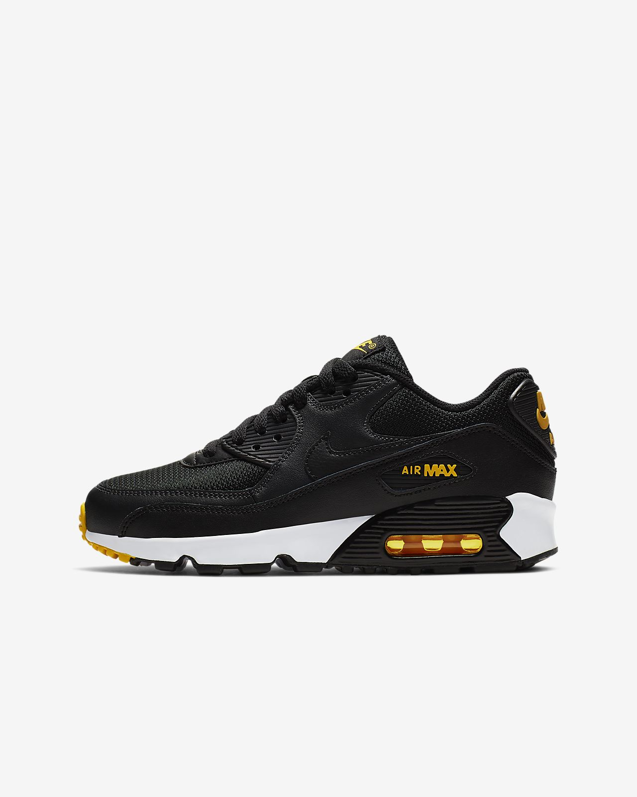 Nike Air Max 90 Mesh Older Kids' Shoe