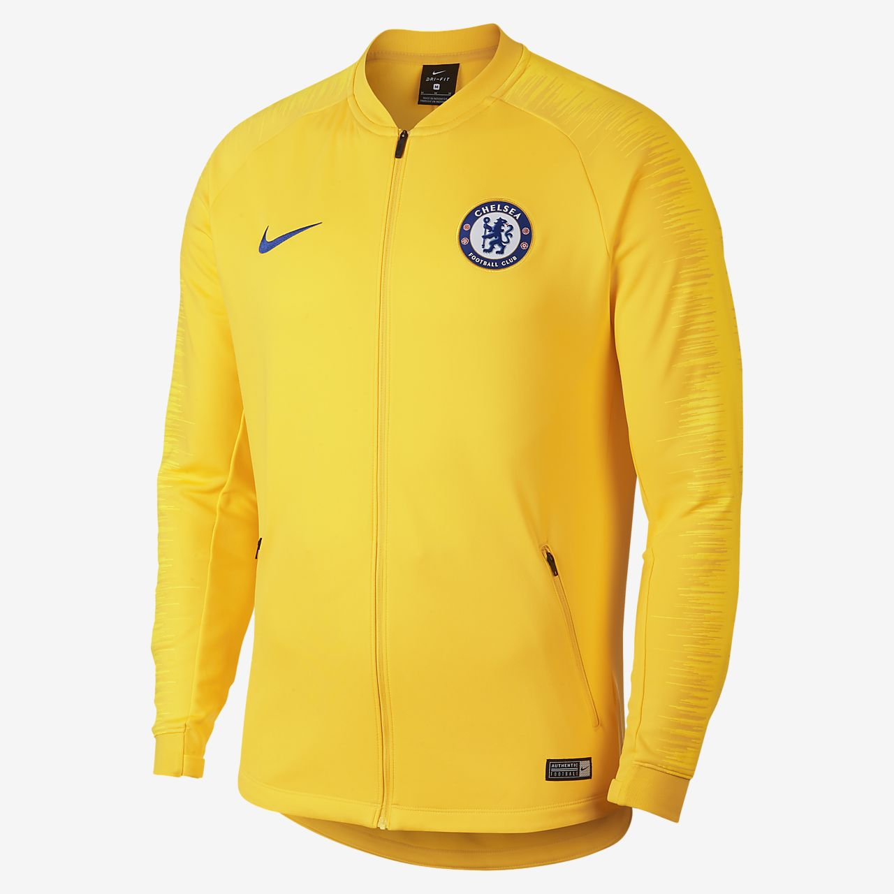 ff7b2130ceaf Chelsea FC Anthem Men s Football Jacket. Nike.com LU