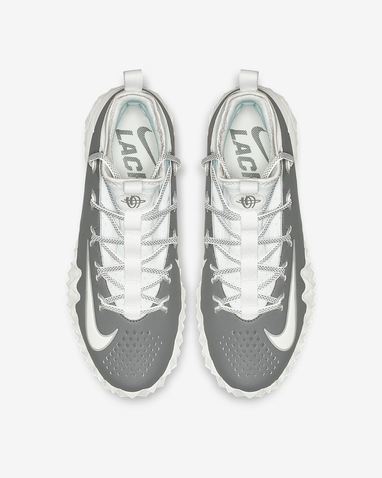 2b60fa68cdd3 Nike Alpha Huarache 6 Elite Turf LAX Lacrosse Cleat. Nike.com